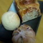 グランボワ - 購入したパンたち
