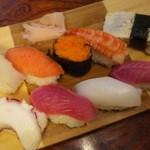 寿司けん - にぎり9カン