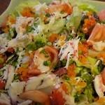 寿司けん - 海鮮サラダ