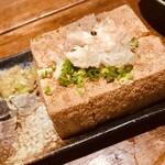 125501327 - 厚揚げ豆腐