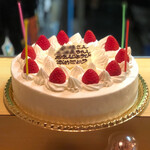125501557 - バースデーケーキ