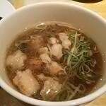 125506732 - つけ麺姫路(醤油)、ホルモン