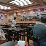 空港食堂 - 店内の様子