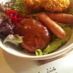 BOUCHE'S Cafe - サラダボール