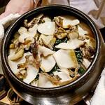125510121 -  鮑(雌貝)の土鍋ご飯