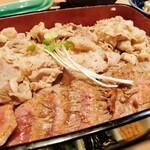 ビフテキ重・肉飯 ロマン亭 -