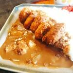 夢屋 - 料理写真:カキフライカレー