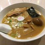 Hananoki@Plus - ばかうまラーメン中800円
