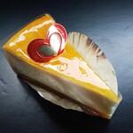 ラ ミシェット - チーズケーキ