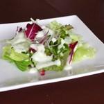 クッチーナ マンテカーレ - サラダ
