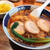 Shinamenhashigo - 料理写真:太肉酸紅麺(だあろうさんほんめん)