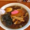 あけぼのラーメン - 料理写真:昔風ラーメン正油 500円
