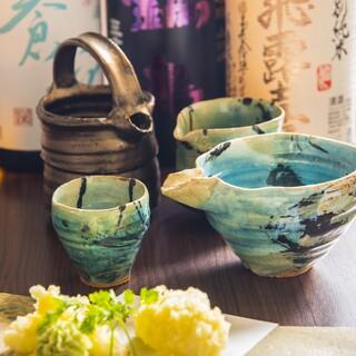 店主が好きな日本酒地元の日本酒