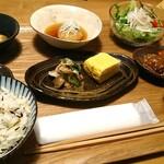 旬彩 ちば食堂 - 「本日のランチプレート」②