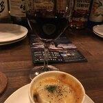ピッツェリア バル ヴォーノ - 赤ワインとラザニア
