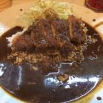 キッチン南海 - 料理写真:キッチン南海上井草店(カツカレー)