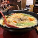 8番らーめん - 酸辣湯麺