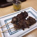 お加代 - 牛スジ焼 200円