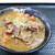 はなまるうどん - 料理写真:肉カレーうどん(カレーうどん+牛肉ごはんの牛肉)