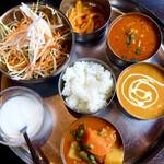 ヒマラヤン  - 料理写真: