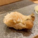 にぎりの一歩 - つぶ貝