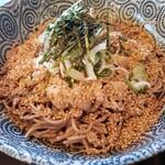 肉蕎麦 究 - 料理写真:
