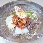 熱風食堂Typhoon - 冷麺