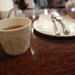 125541677 - サービスのお茶