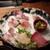 割烹 しらこ - 料理写真:刺身定食