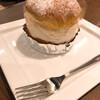 オスロ コーヒー - 料理写真:アーモンドクリームのブリオッシュ