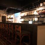 Dining Bar アッコルダトゥーラ - 店内