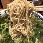 御天 - 低加水麺