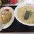 さつまラーメン東広島店中華食堂 - 料理写真:Cセット麺大盛