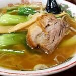 朱華飯店 - 上海排骨麺