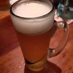 125549733 - 【2020.2.15(土)】生ビール(オリオン)713円