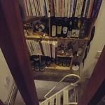 イルチッチォーネ - 地下には秘密のワインセラーが!?