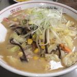 キッチンひろ - チャンポン麺 ¥600