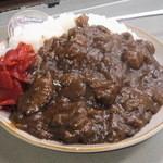 キッチンひろ - ミニカレー ¥300