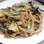 キッチンひろ - 野菜炒め