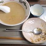 キッチンひろ - 美味しく完食(^-^)♪