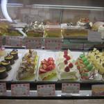 クールランプリール - ケーキあり