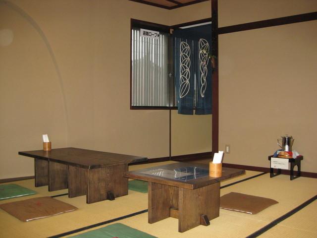 甘味カフェ 茶ゆ - 2Fテーブル席☆