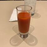 キッチンKENTO - 当店おススメの野菜ジュース