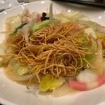 キッチンKENTO - 皿うどんの麺