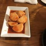 炭火マルイチ - 山芋