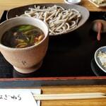 125557361 - 雉子そば(太) 1880円