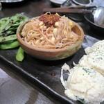 米と魚 酒造 米家ル - 本日の前菜3品