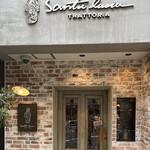 サンタルチア - 入口