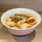 中華そば 和渦 TOKYO - 料理写真: