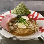 煮干し拉麺 アンチョビー - 料理写真:あっさり煮干しラーメン